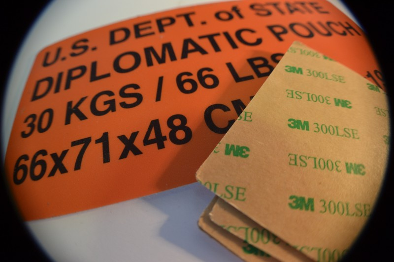 Polycarbonate Labels, Heavy Duty Decals, Decals Richmond VA, Richmond Decals