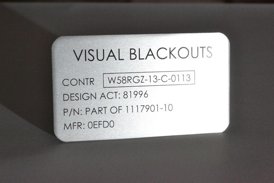 Visual Blackouts